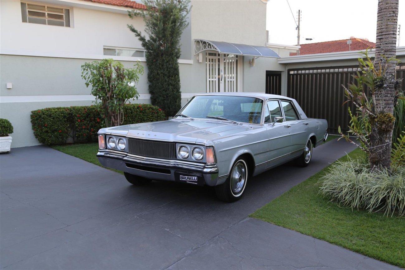 Ford Landau Série Prata
