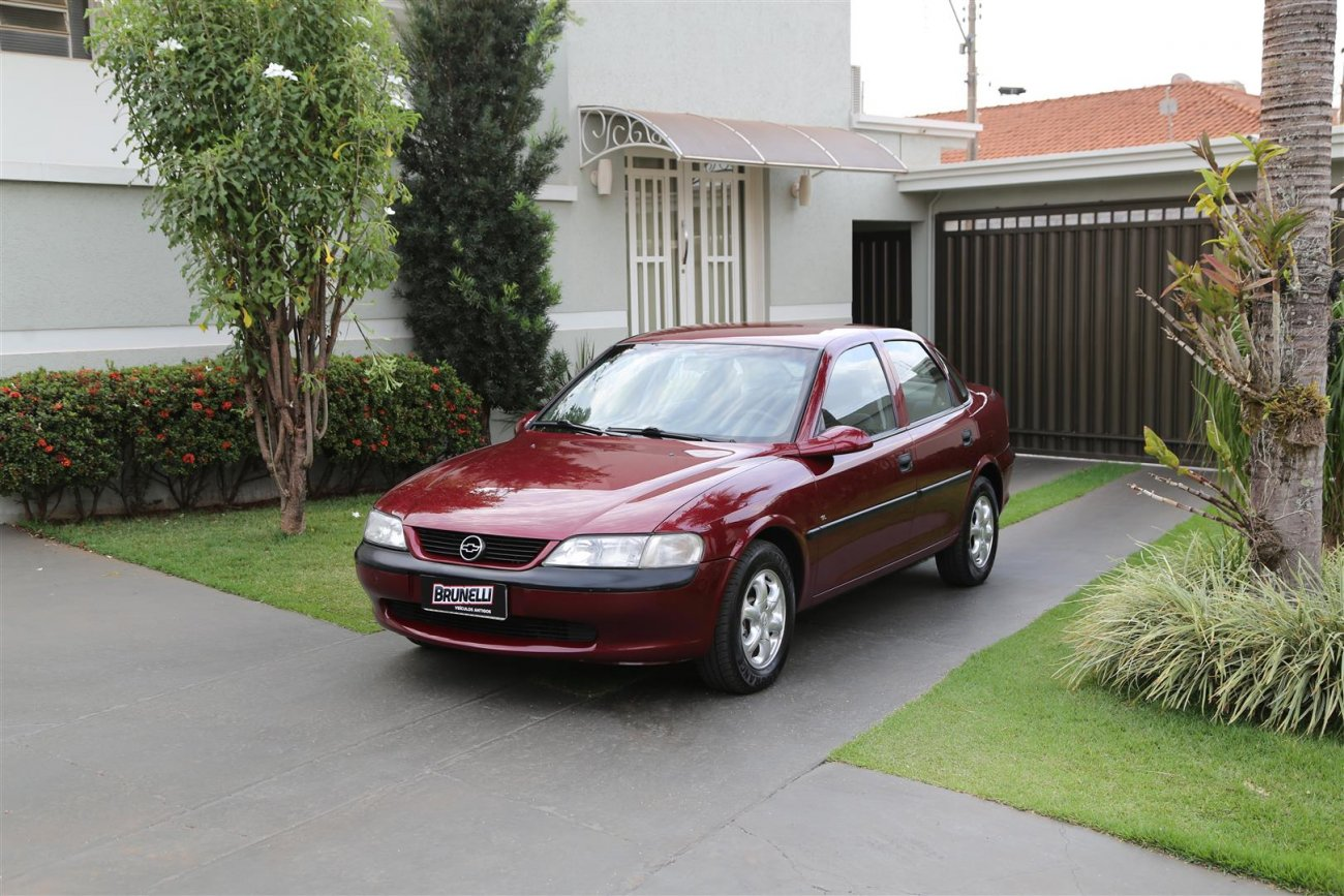 GM Vectra GL