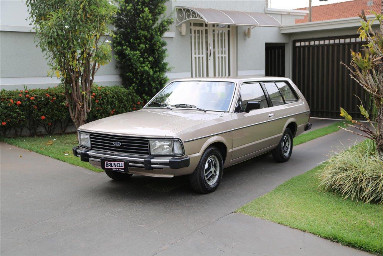 Ford Corcel II Belina