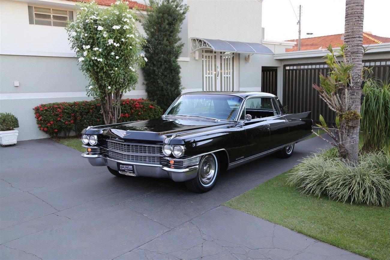 GM Cadillac Fleetwood Sixty Special