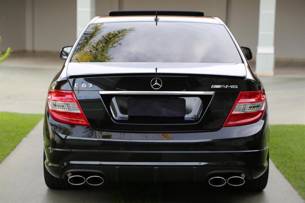 W204 C63 AMG 2008 - R$ 160.000,00 767a7876-56fbcb09a02dc