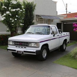 Chevrolet D-20 Conquest