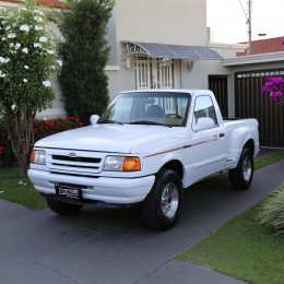 Ford Ranger Splash