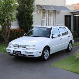 VW Golf GLX