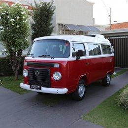 VW Kombi Best Edition