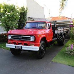 Caminhão Chevrolet D-60