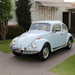 VW Fusca 1500