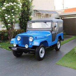 Willys Jeep CJ-5 4x4